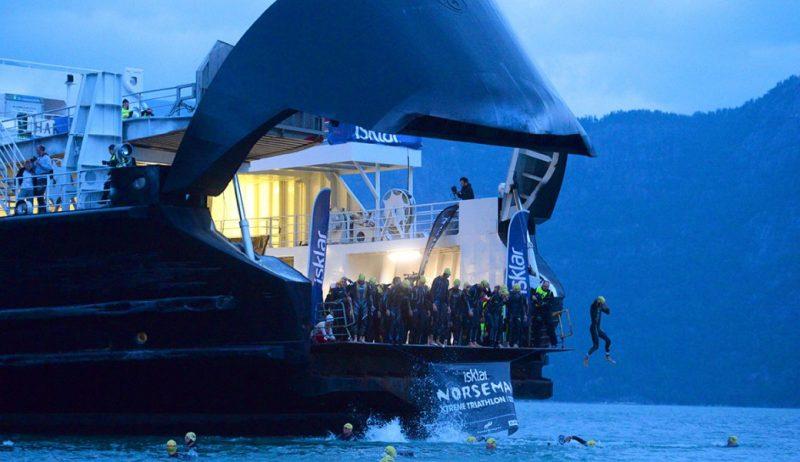 Ecco il Norseman Xtreme Triathlon 2018