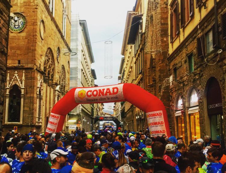 La prima maratona e la voglia di sognare ancora