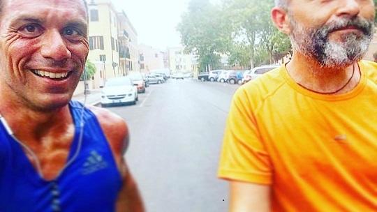 Correre è energie e buoni amici