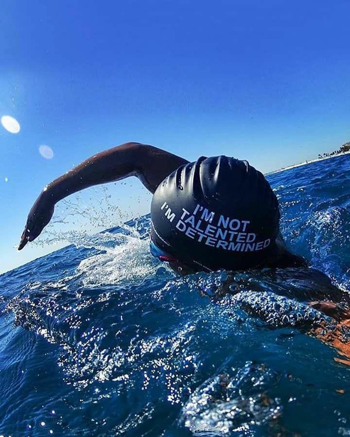 Nuotare brutti ma nuotare forte