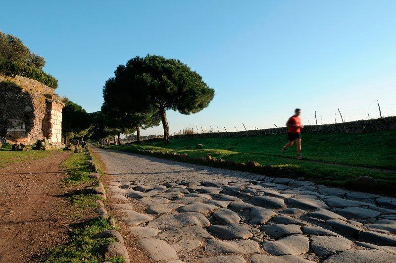 Archeorunning alla scoperta dell'Appia
