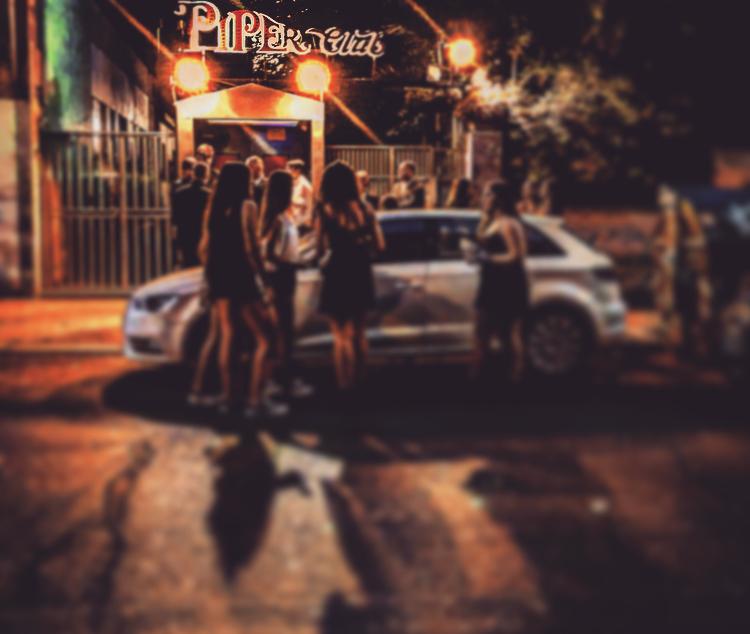 Le notti davanti al Piper 80