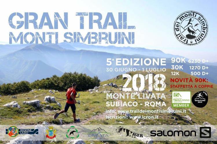 Gran Trail dei Monti Simbruini