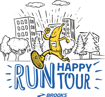 I run happy tour in italia