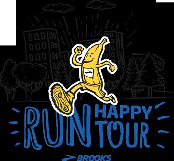 I run happy tour in italia