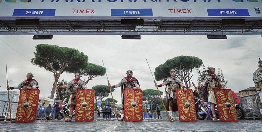 Zero iscritti alla Maratona di Roma 2019