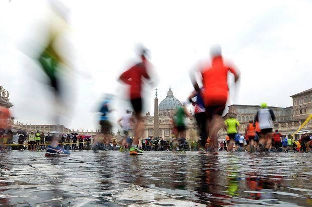 Questa è la Roma che corre e ci piace tanto!