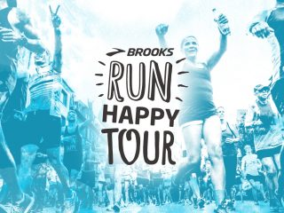 Run Happy tour Brooks eccolo a Roma