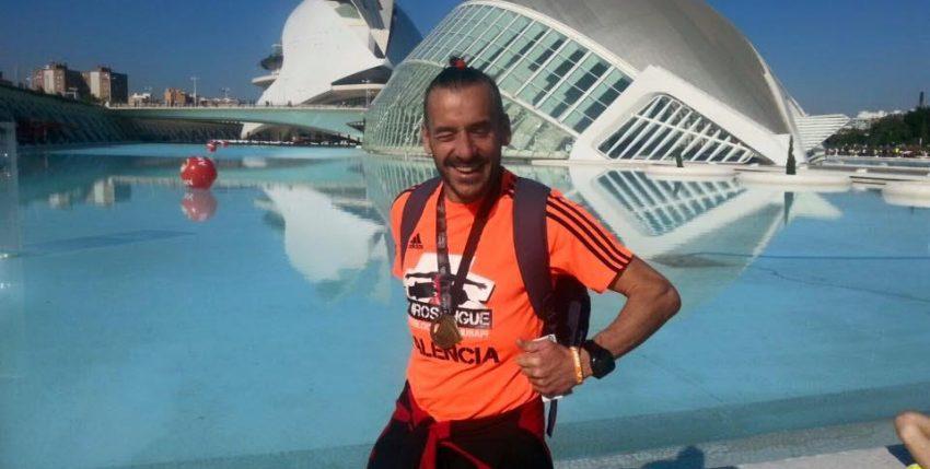 Maratona di Valencia, prima devi dare per poi ricevere!