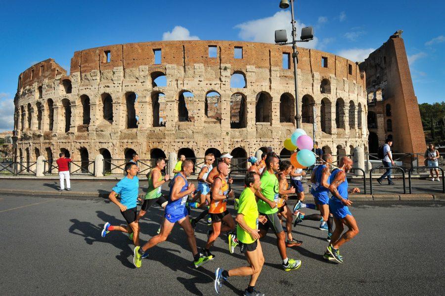 Maratona Internazionale di Roma ecco il nuovo percorso
