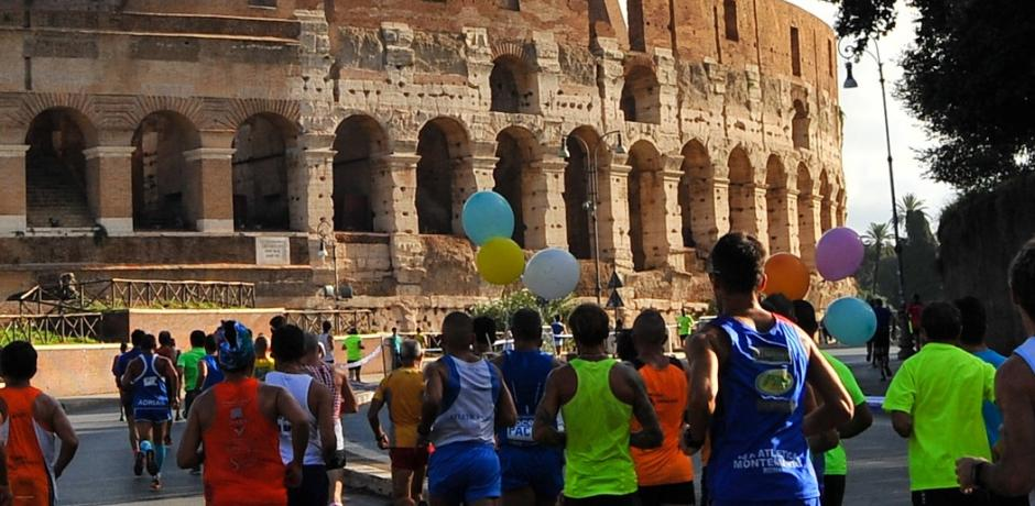 Siete contenti della Maratona di Roma? Adesso però fateci correre …