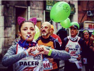 Maratona di Genova e quei cuori più forti