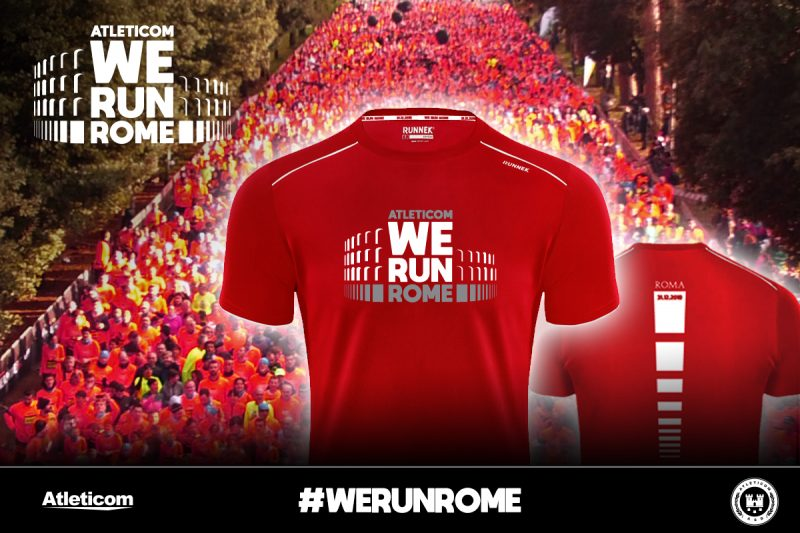 Una pacer speciale alla We Run Rome