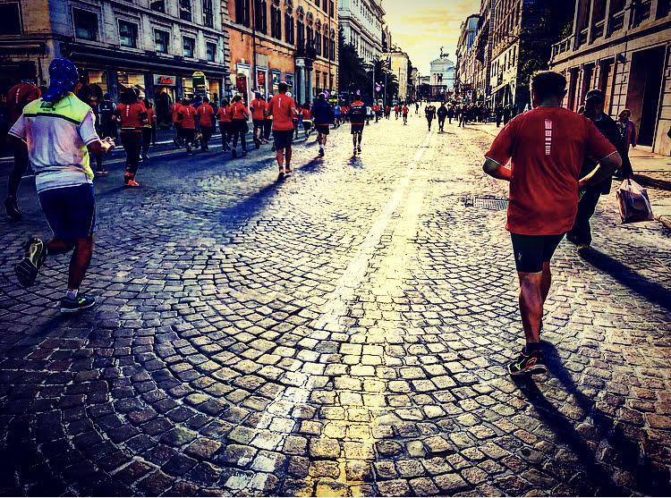 I Run Rome e la voglia di correre, ancora!