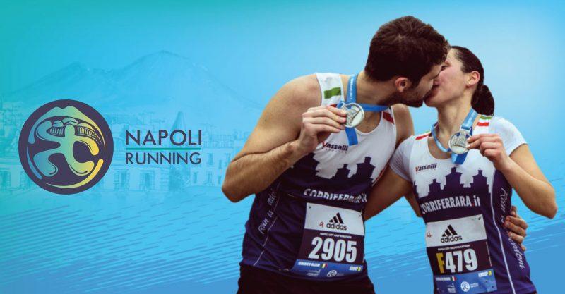 Napoli City Half Marathon che bella gara!