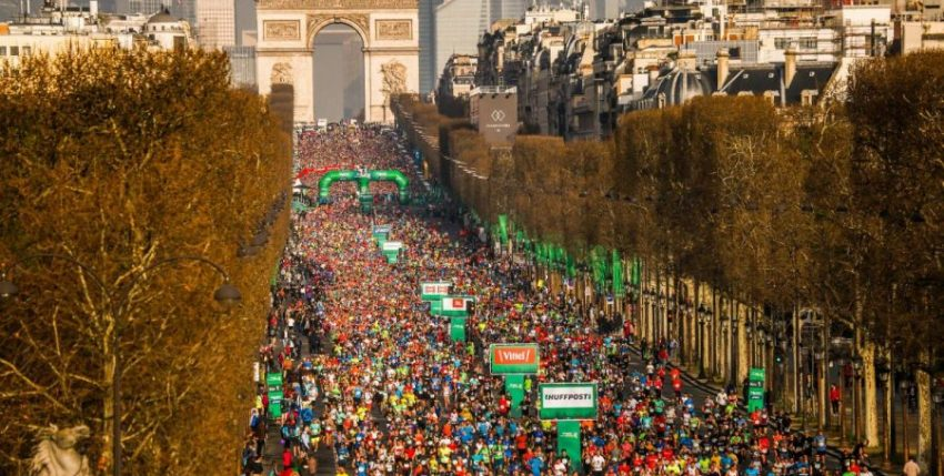 Evviva la Francia, evviva la maratona