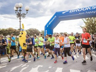 Run Happy tour Brooks ecco le nuove tappe