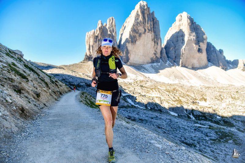 Laura Galli e il suo capolavoro al Lavaredo Ultra Trail