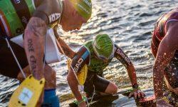 OTILLO corri e nuota da isola a isola