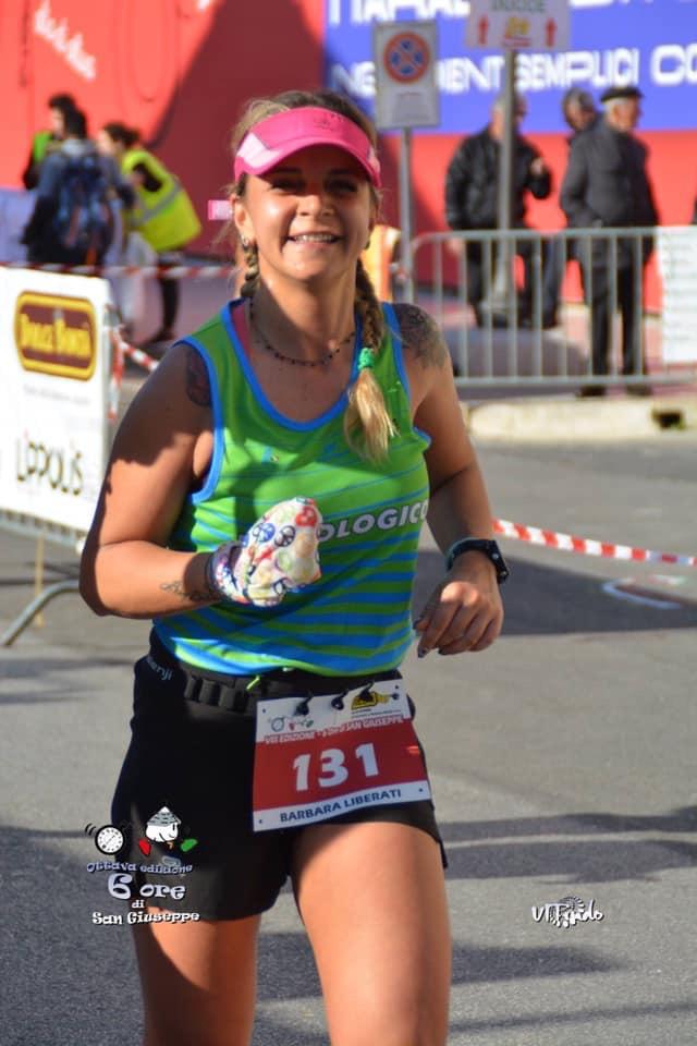 Barbara Liberati e la sua ultramaratona chiamata vita