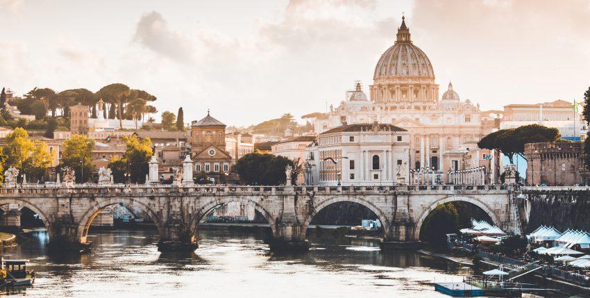 Roma a settembre: Luca Marinelli, Matteo Berrettini e i tramonti