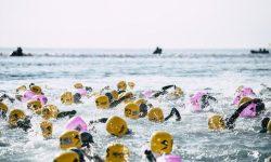Swimtheisland celebra 10 anni di nuoto in acque libere.