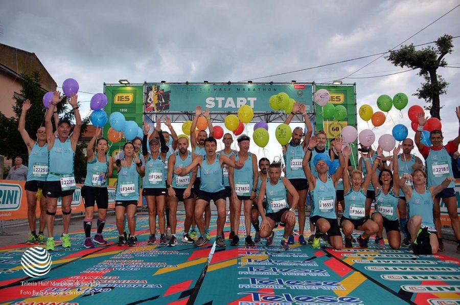 Telesia Half Marathon e quelli che: voglio anch'io la maglia della Marathon Truppen