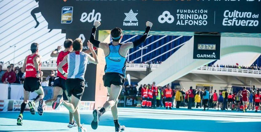 La 39a Maratona di Valencia!