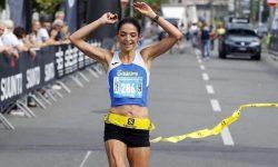 Sarah Giomi la bellezza e la forza di una campionessa