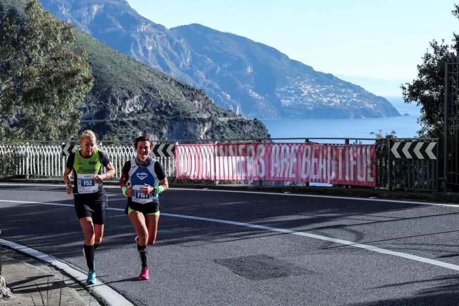 Sorrento Positano 27KM di bellezza…pronti al via