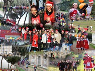 Un Natale tutto da correre…