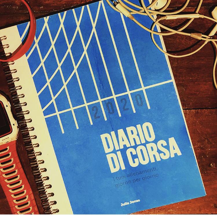 """Julia Jones e il nuovo """"Diario di Corsa"""""""
