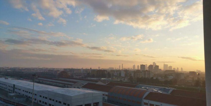 In un inverno milanese di buon mattino,  1.