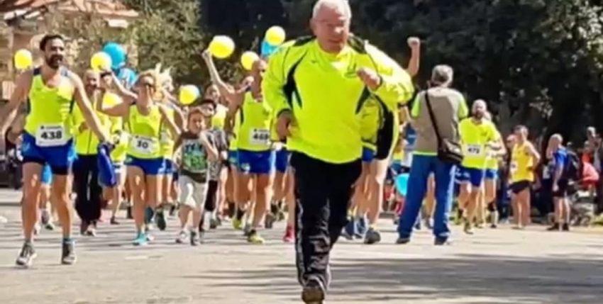 La forza di correre accanto a un figlio