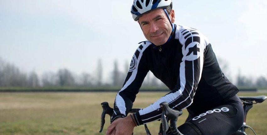 Davide Cassani: la bici la corsa e gli obiettivi