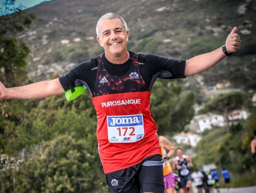 Reportage fotografico della Maratona dell'Isola d'Elba