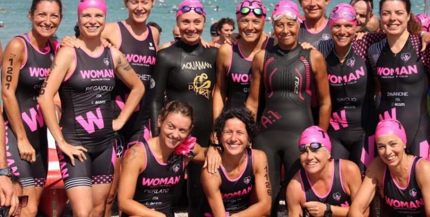 Woman Triathlon Italia e la forza di chi sa quello che vuole