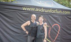 """Patrizia e Sergio, """"Run for Fun"""" come una famiglia"""