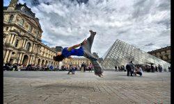 Simon Nogueira, il freerunning e l'arte di spostarsi sui tetti
