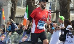 Alessio Salini, la mia non maratona