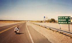 "La mia Patagonia, Il mio primo viaggio ""En el fin del mundo""."
