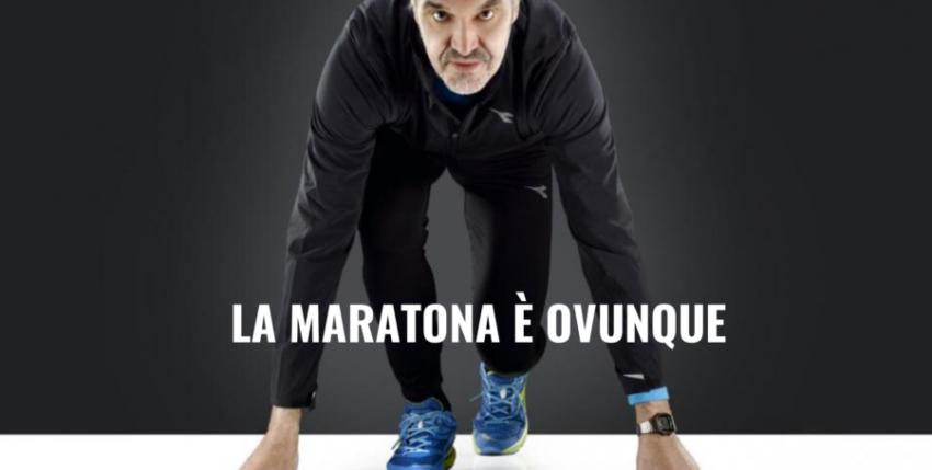 Lezione n. 27: la maratona è ovunque…