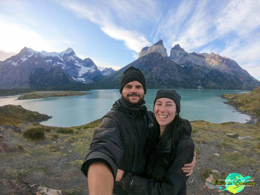 "Viaggio fino in Patagonia… ""Close To Eternity"""