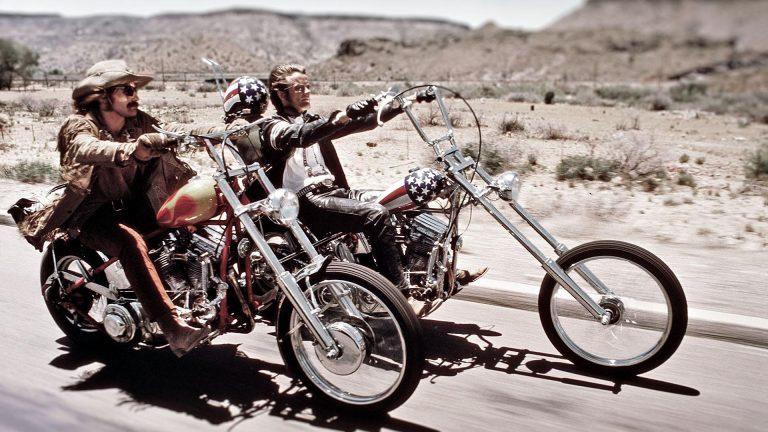 Easy rider, easy runner