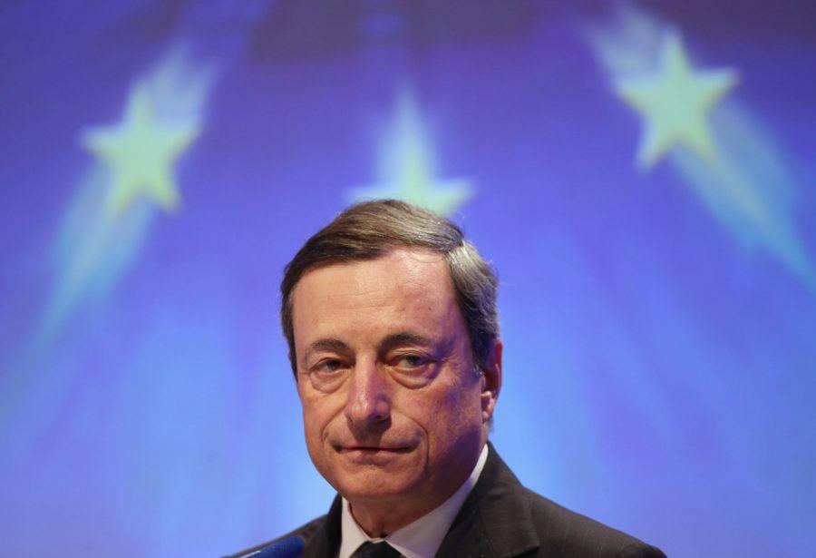 Ho corso insieme a Mario Draghi