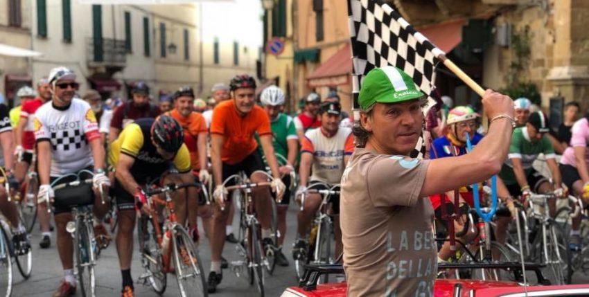 Intervista a Franco Rossi, Direttore gara degli eventi Eroica