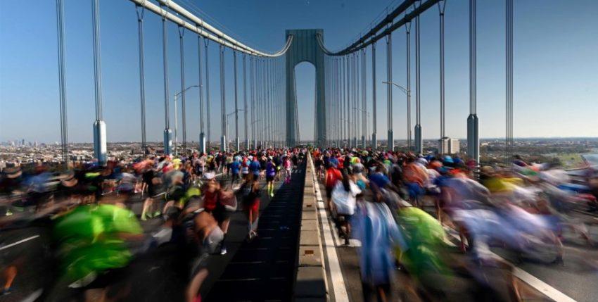 50 anni della Maratona di New York