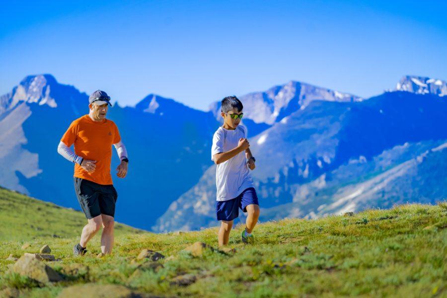 trail running correre in natura