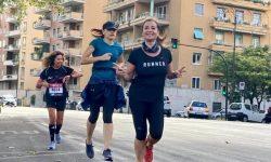 Anna Rita e la sua London Marathon senza mollare mai