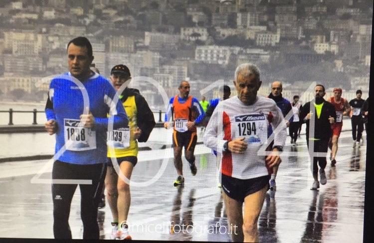 Ernesto Russo e la sua storia di corsa